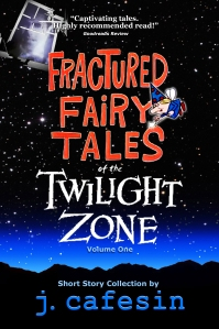 FFTTZ, YA Fantasy Series, NA Paranormal, Twilight Zone