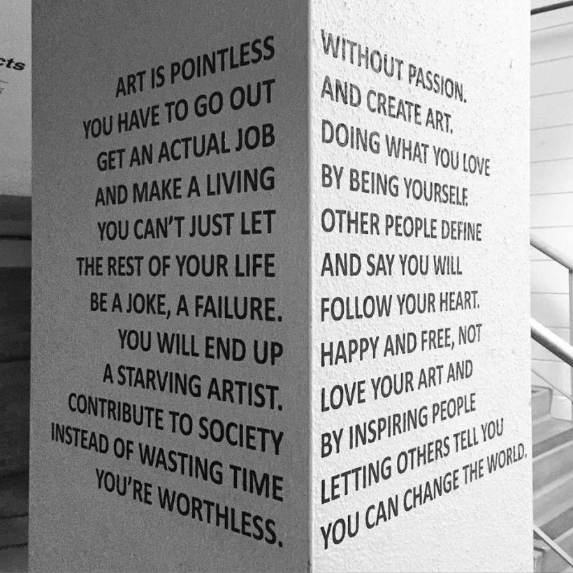 arts vs sciences